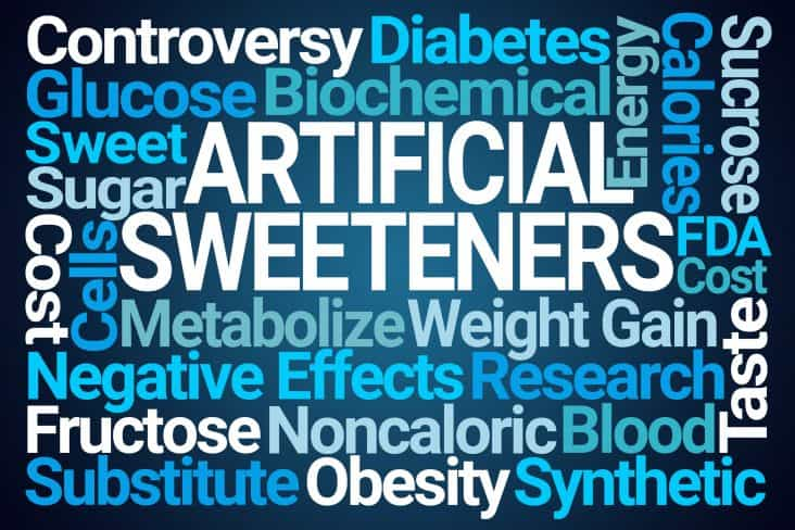 artificial sweeteners weight gain